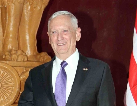 US Defence Secretary James Mattis. (File Photo: IANS) by .