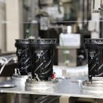 The lens barrel being manufactured at Canon's Utsunomiya plant in Japan. by .