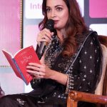 "New Delhi: Actress Dia Mirza during the release of the book ""The Sound of Silence"" authored by Akanksha G Mittal, in New Delhi on Sept 5, 2018. (Photo: Amlan Paliwal/IANS) by ."