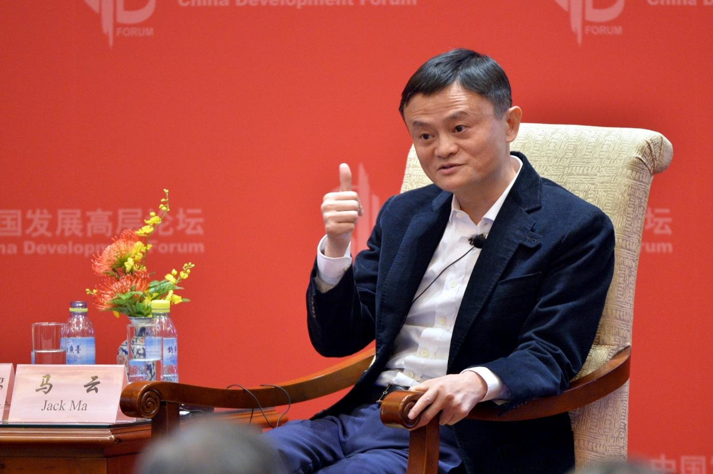 Alibaba Group founder and executive chairman Jack Ma. (File Photo: IANS) by .