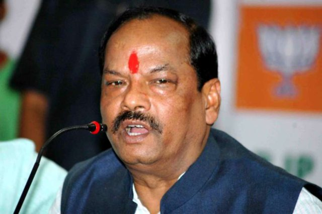 Jharkhand Chief Minister Raghubar Das. (File Photo: IANS) by .