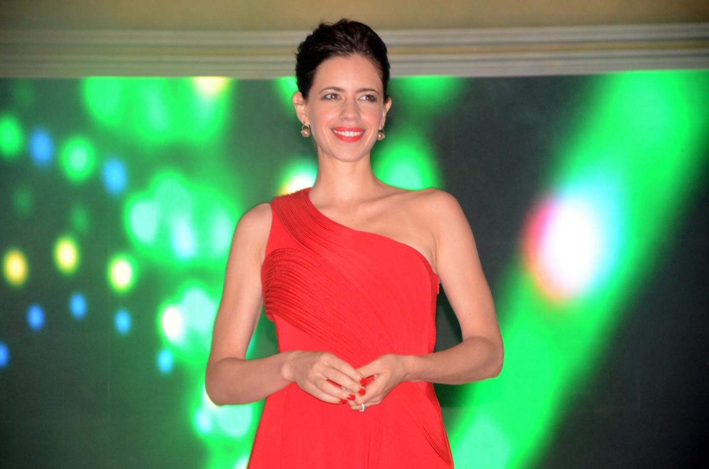 Mumbai: Actress Kalki Koechlin during a programme in Mumbai on Sept 12, 2017. (Photo: IANS) by .