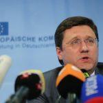 GERMANY-BERLIN-EU-RUSSIA-UKRAINE-GAS-TALKS by .
