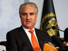 Shah Mehmood Qureshi. (File Photo: IANS) by .