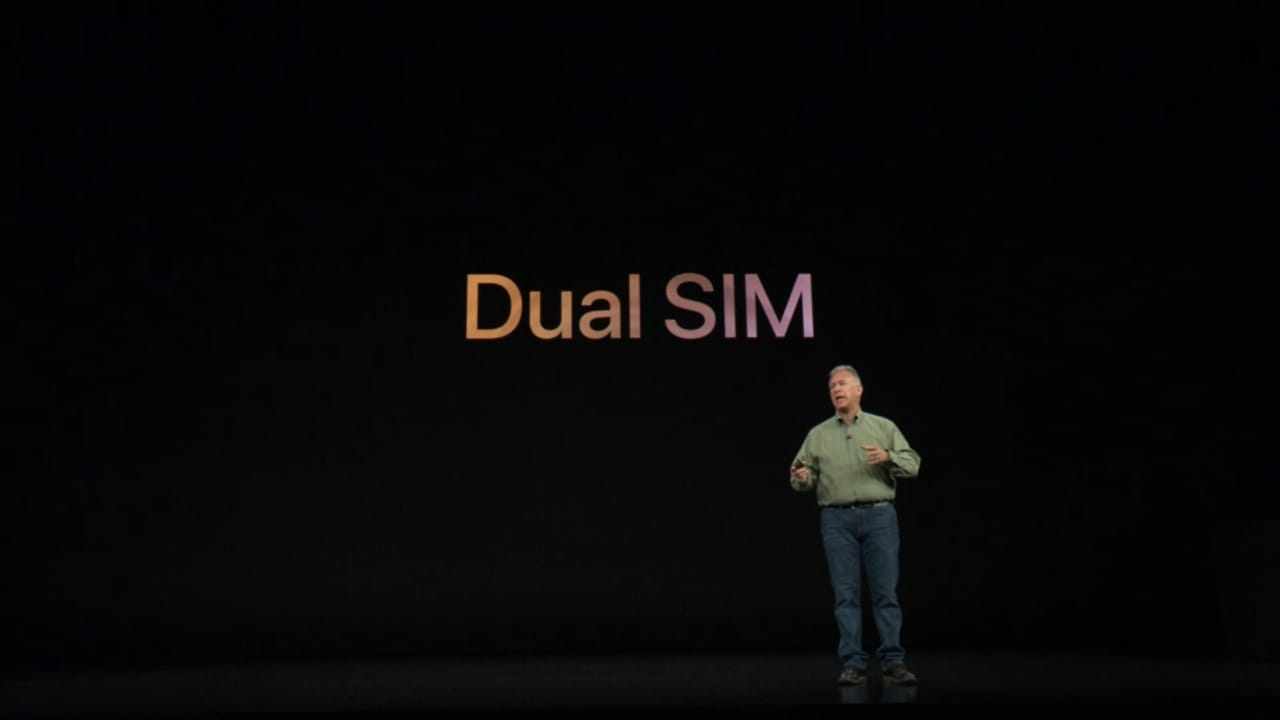 Apple officially introduced its 2018 line-up of iPhones -- the premium iPhone XS, iPhone XS Max and iPhone XR at an event in California late on Wednesday. The iPhone XS and iPhone XS Max will support dual SIM and dual standby functionality. by .