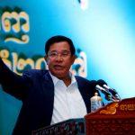 Cambodia Prime Minister Samdech Techo Hun Sen. (File Photo: IANS) by .