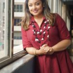 Mumbai: Actress Tanushree Dutta during an interview in Mumbai, on Aug 2, 2018. (Photo: IANS) by .