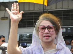 Bangladesh Nationalist Party (BNP) Chairperson Khaleda Zia. (File Photo: IANS) by .