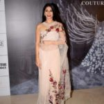 Mumbai: Actress Tanishaa Mukerji at the red carpet of fashion designer Manish Malhotra's haute couture show, in Mumbai on Aug 1, 2018. (Photo: IANS) by .