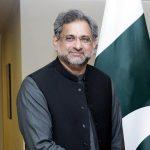 Shahid Khaqan Abbasi. (File Photo: IANS) by .