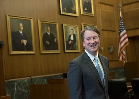 United States Supreme Court Judge Brett Kavanaugh (Photo: US Court of Appeals/IANS) by .