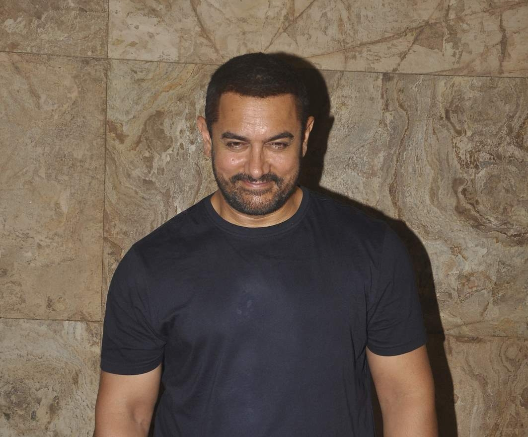 Actor Aamir Khan. (File Photo: IANS) by .