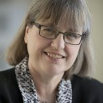 Donna Strickland. (Photo: Twitter/@NobelPrize) by .