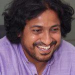 New Delhi: Filmmaker Vinod Kapri during an interaction at the office of IANS, in New Delhi, on June 22, 2015. (Photo: Amlan Paliwal/IANS) by .