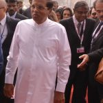President of Sri Lanka Maithripala Sirisena. (File Photo: IANS) by .