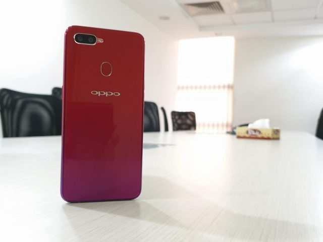 OPPO has now brought the popular water-drop notch trend in F9 Pro that costs Rs 23,990 for a configuration of 6GB RAM and 64GB internal storage. (Photo: IANS) by .