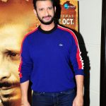 """Mumbai: Actor Sharman Joshi during the promotion of his upcoming film """"Kaashi in Search of Ganga"""" in Mumbai on Oct 10, 2018.(Photo: IANS) by ."""
