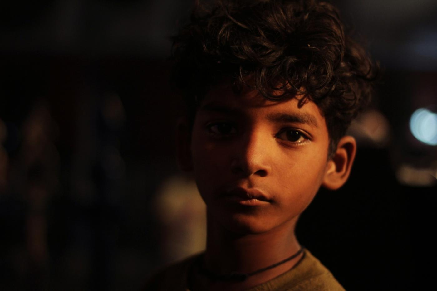 Actor Sunny Pawar by .