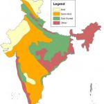 Land degradation within dryland regions is known as desertification. The map shows the dryland regions of India, which comprise 69 percent. Original source: National Bureau of Soil Survey and Land Use Planning, Bangalore. Map extracted from Desertification and Land Degradation Atlas of India. by .