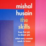"""Book Cover of """"the skills"""" by Mishal Husain. by ."""