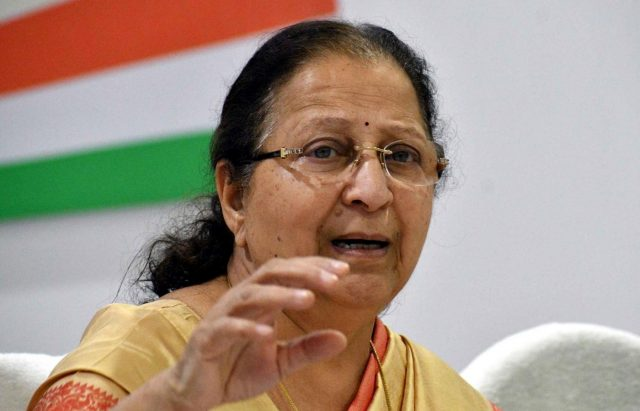 Sumitra Mahajan. (File Photo: IANS) by .