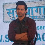 Mumbai: Actor Varun Dhawan at the launch of Sui Dhaaga website in Mumbai on Sept 12, 2018. (Photo: IANS) by .