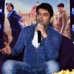 "Jaipur: Actor and stand-up comedian Kapil Sharma during a press conference to promote his upcoming film ""Firangi"" in Jaipur on Oct 27, 2017. (Photo: Ravi Shankar Vyas/IANS) by ."