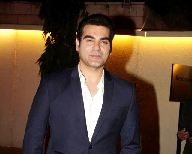 Actor-producer Arbaaz Khan. (File Photo: IANS) by .