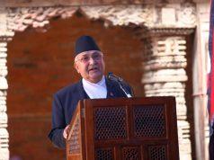 NEPAL-KATHMANDU-GADDI BAITHAK PALACE-RESTORATION by .