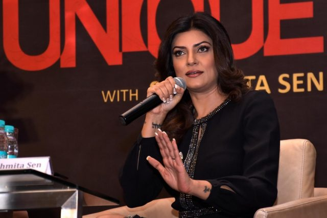 Actress Sushmita Sen. (File Photo: IANS) by .