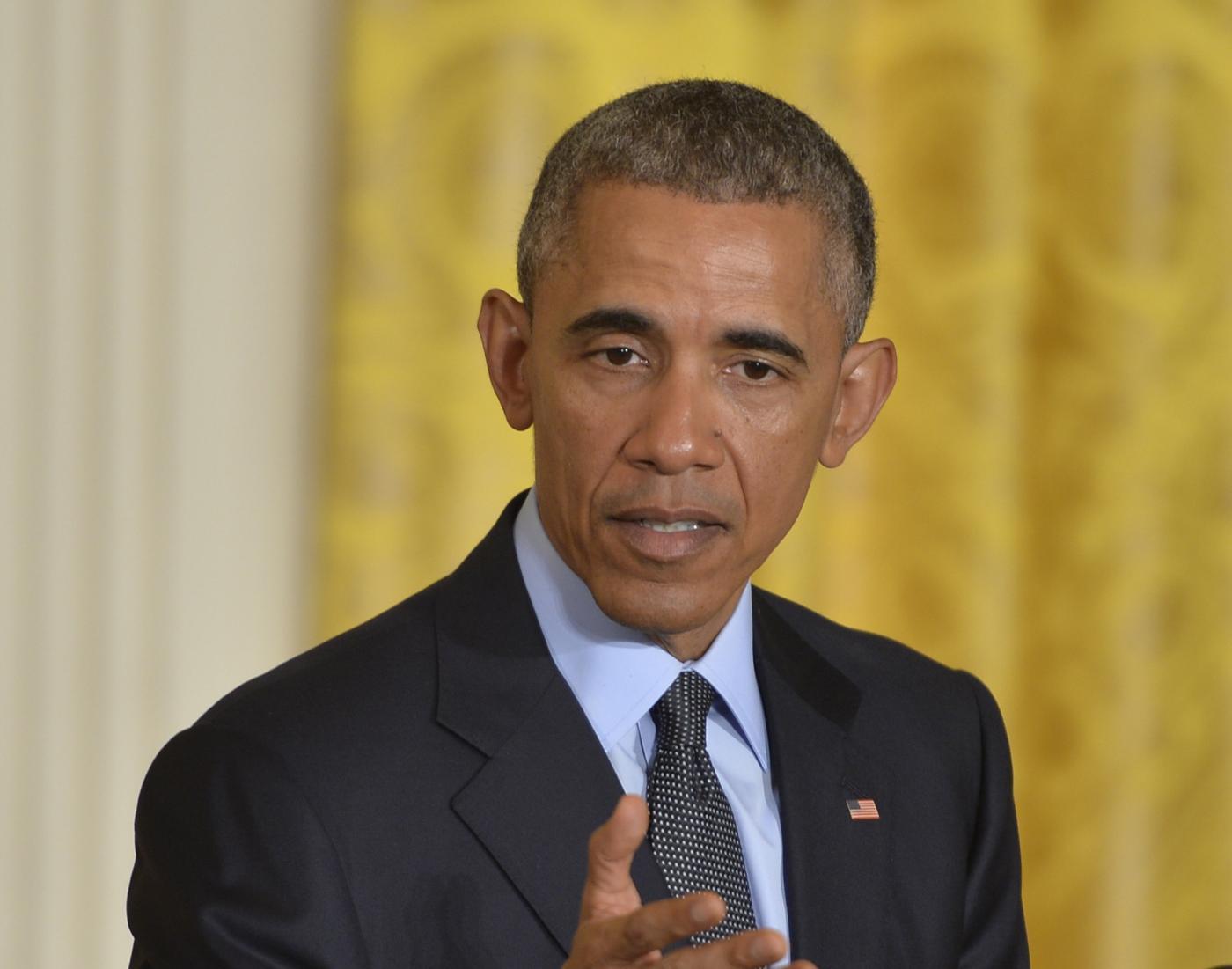 US President Barack Obama. (File Photo: Xinhua/Bao Dandan/IANS) by .