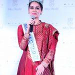 Miss World Manushi Chhillar. (File Photo: IANS) by .