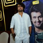 "Mumbai: (L to R) Singer Sonu Nigam at the launch of multi artist collaboration single ""Aye Zindagi"" in Mumbai on Sept 27, 2018. (Photo: IANS) by ."