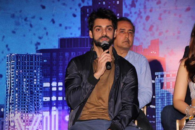 Mumbai: Actor Karan Wahi at the launch of