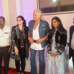 Fashion Moghul Peter Nygard in Jaipur on Oct 23, 2018. (Photo: IANS) by .