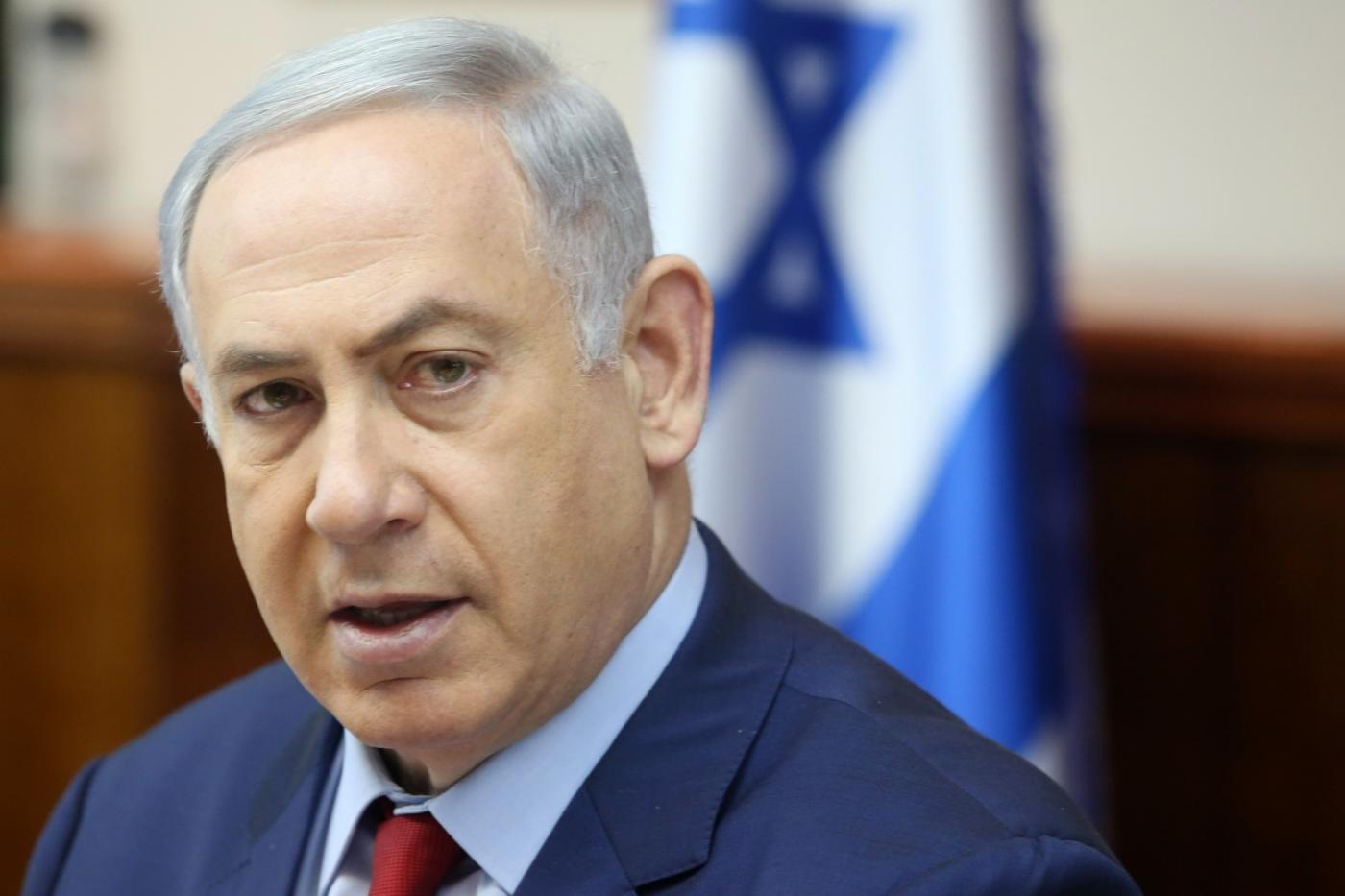 Prime Minister of Israel Benjamin Netanyahu. (File Photo: IANS) by .