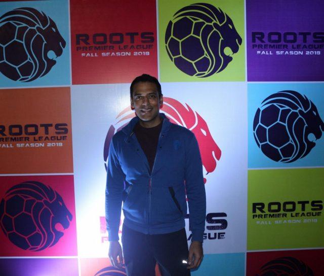 Mumbai: Actor Samir Kochhar during Roots Premier League 2018 in Mumbai on Sept 8, 2018. (Photo: IANS) by .