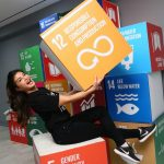 Actress, Philanthropist and Brand Ambassador, The Body Shop India, Jacqueline Fernandez. by .