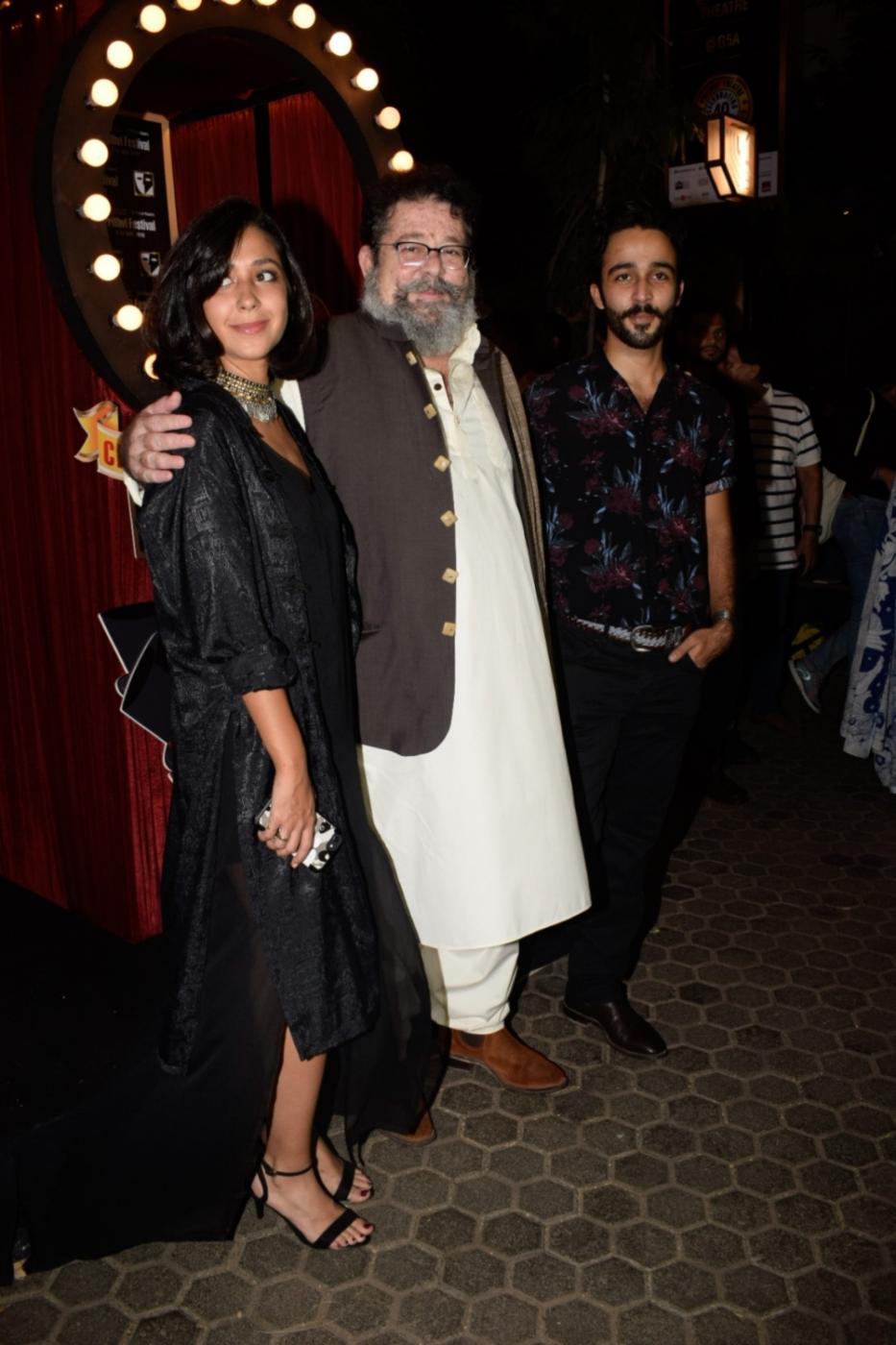 Mumbai: Filmmaker Hansal Mehta at the 40th anniversary celebration of the Prithvi Theatre in Mumbai on Nov 5, 2018. (Photo: IANS) by .