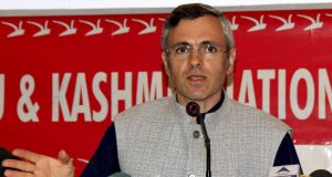 National Conference leader Omar Abdullah. (File Photo: IANS) by .