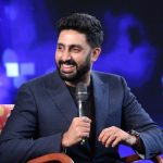 "New Delhi: Actor Abhishek Bachchan at ""NDTV Yuva 2018"", in New Delhi on Sept 16, 2018. (Photo: Amlan Paliwal/IANS) by ."