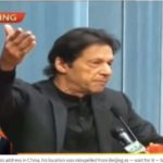 "Pakistan's state-run news channel PTV ran ""Begging"" dateline instead of ""Beijing"" on screen during the live broadcast of Prime Minister Imran Khan's speech in China and became a target of trolling by netizens. by ."