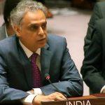 India's Permanent Representative Syed Akbaruddin. (Photo: Indian Mission/IANS) by .