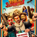 """""""Bhaiaji Superhit"""" poster. by ."""