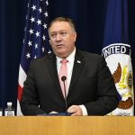 United States Secretary of State Mike Pompeo (Photo: State Dept./IANS) by .
