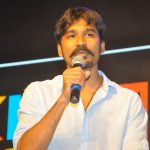 "Hyderabad: Actor Dhanush during the interview for his upcoming film ""Kaala"" in Hyderabad.(Photo: IANS) by ."