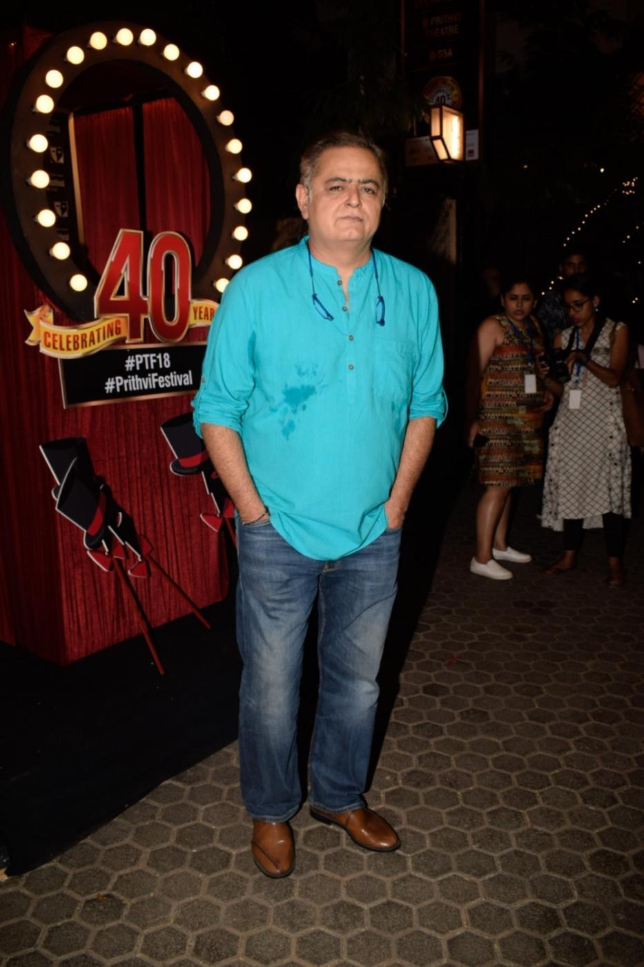 Mumbai: Filmmaker Imtiaz Ali at the 40th anniversary celebration of the Prithvi Theatre in Mumbai on Nov 5, 2018. (Photo: IANS) by .