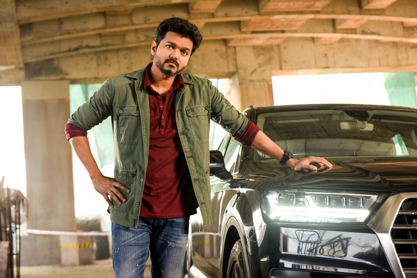 Hyderabad: Telugu upcoming film Sarkar - stills. (Photo: IANS) by .