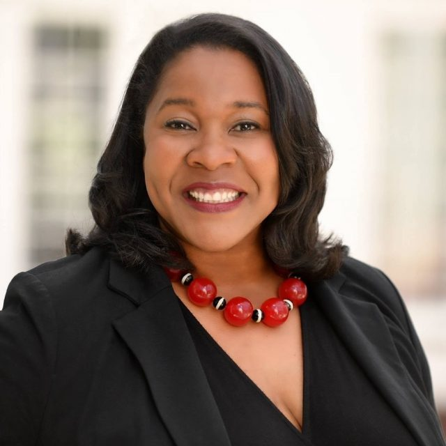 Regina Wallace-Jones, who is on Board of Directors at Women Who Code. by .