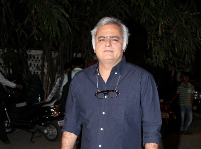 Filmmaker Hansal Mehta. (File Photo: IANS) by .
